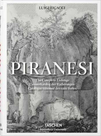 Piranesi. Catalogue raisonné des eaux fortes