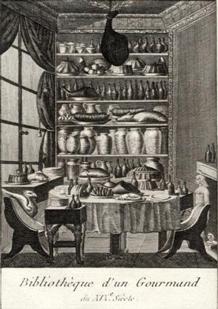 Almanach des gourmands de Grimod de la Reynière