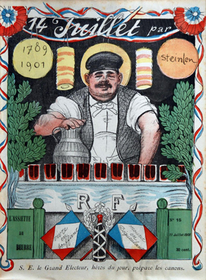L'Assiette au Beurre n°15, 11 juillet 1901