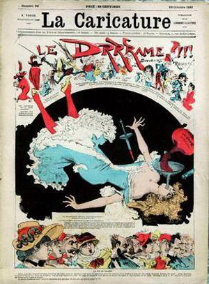 La Caricature n°96, 29 octobre 1881