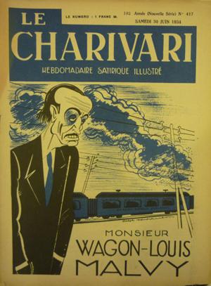 Le Charivari, 1930-1938