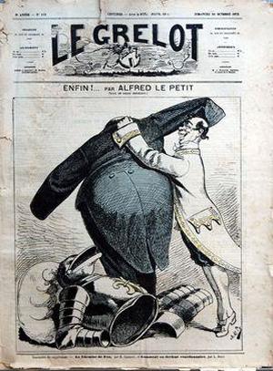 Le Grelot n°133, 26 octobre 1873
