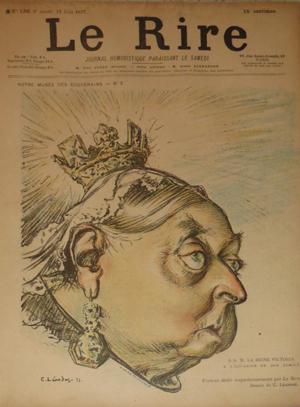 Le Rire n°2, 12 juin 1897