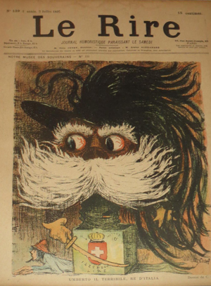 Le Rire n°3, 3 juillet 1897