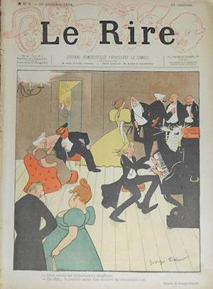 Le Rire n°8, 29 décembre 1894