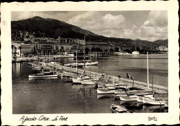 Ajaccio, Corse du Sud, Le Port