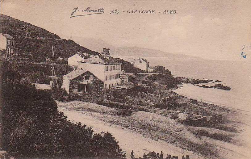 Cap Corse - Albo