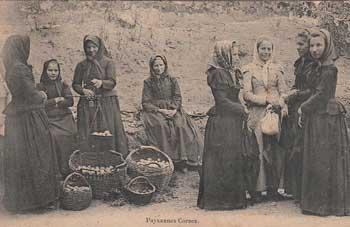 Paysannes corses