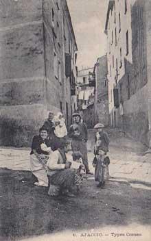 Rue d'Ajaccio