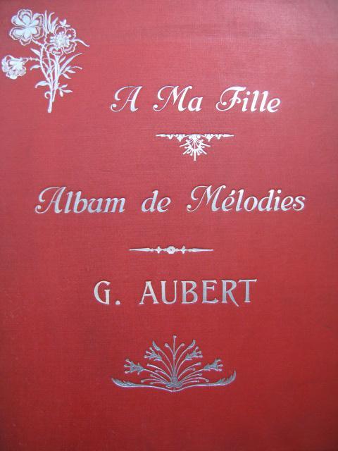 Aubert, Recueil 26 Pièces Pousthomis