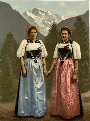 Femmes de Suisse