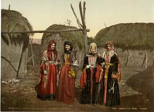 Quatre femmes tatares