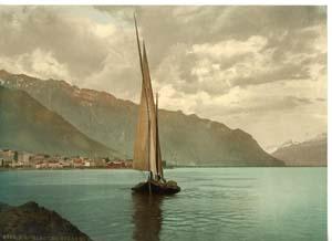 Clarens en Suisse