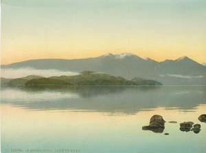Lac Te Anau, Ile du Sud, Nouvelle Zélande