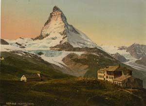 Hotel Riffelhaus & Matterhorn