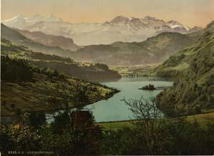 Unterwalden en Suisse