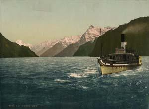 Lac Uri en Suisse
