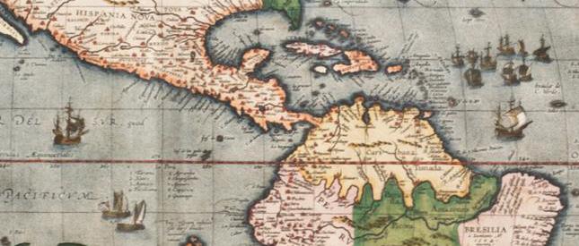 Cartografia e vedutistica