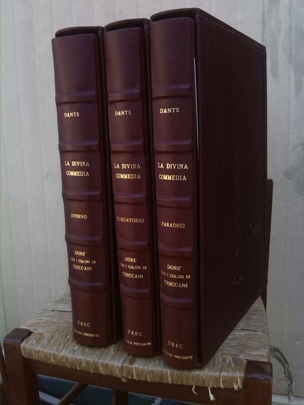 La Divina Commedia in-folio