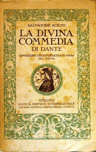 Divina Commedia di Dante