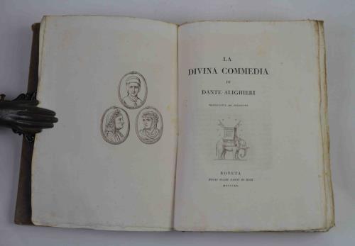 Commedia manoscritta da Boccaccio