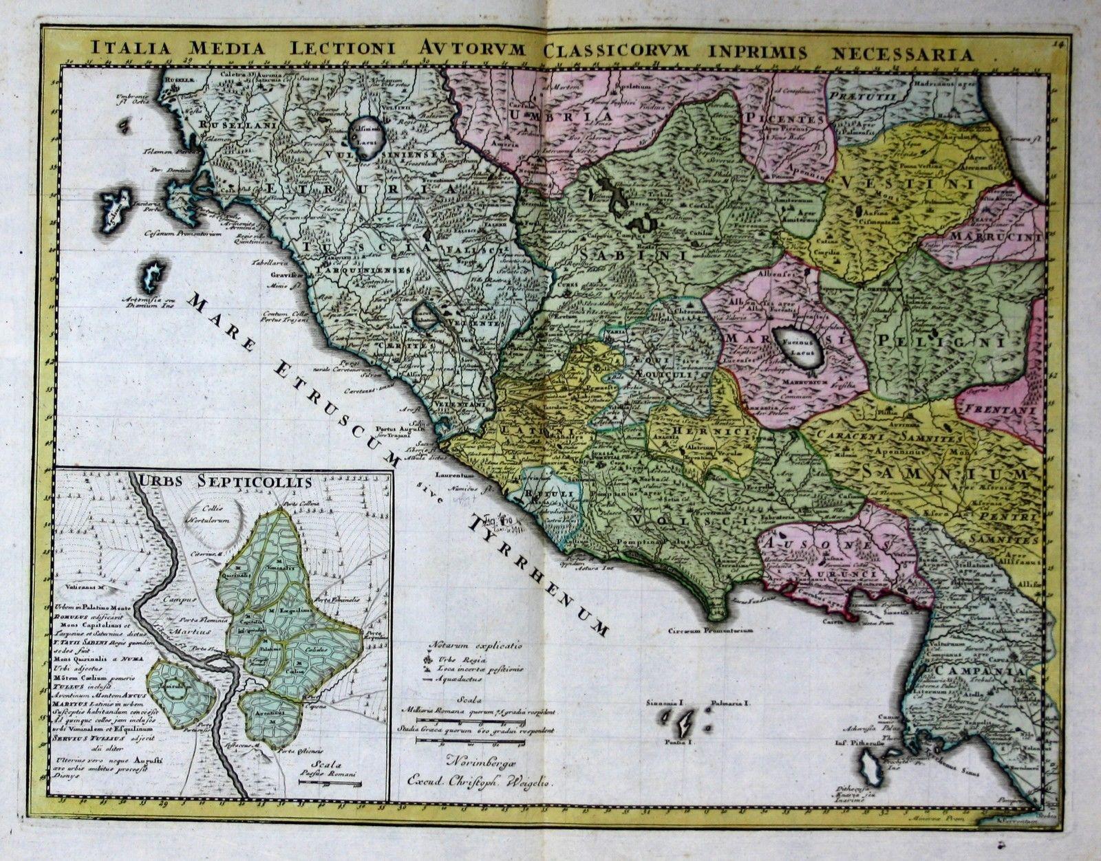 Roma e il Lazio