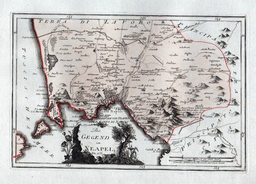 Napoli, Pozzuoli e Acerra