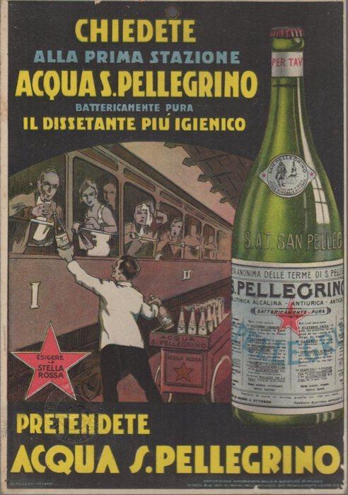 Acqua S. Pellegrino