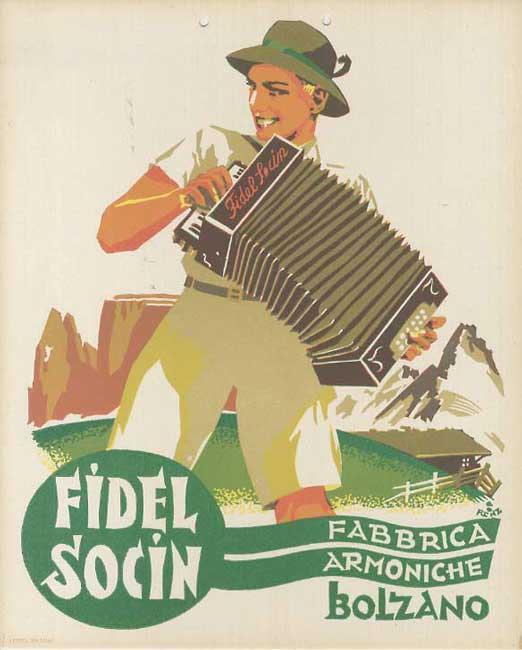 Fabbrica armoniche: Fidel Socin
