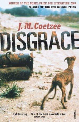 Disgrace by J.M. Coetzee