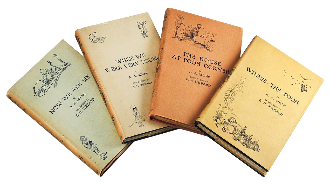 Benefits of Reading: Winnie the Pooh