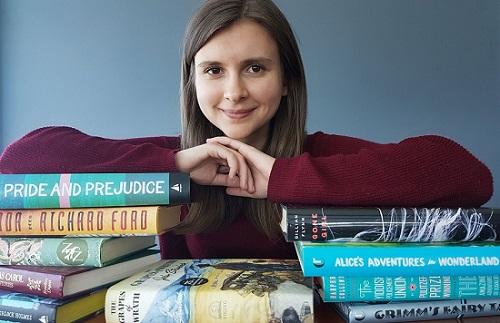 Benefits of Reading: Author Photo