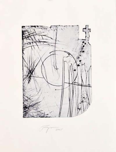 Etching: Claudia Roth