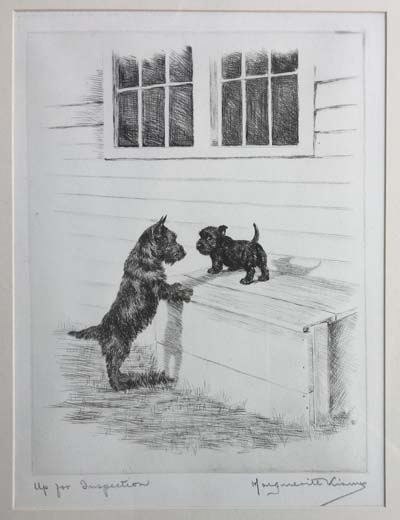 Etching: Up for Inspection