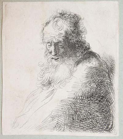 Etching: Various Figures & Compositions