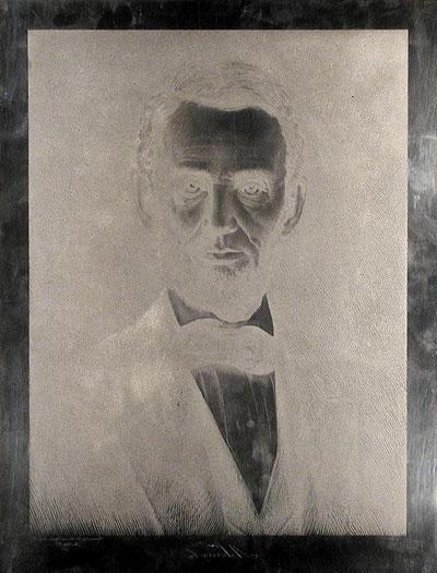 Portrait Art: Portrait of Abraham Lincoln