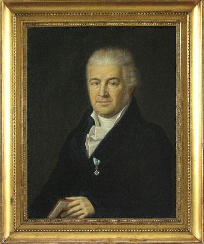 Portrait Art: Wendelin Moosbrugger