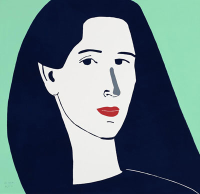Portrait Art: Diana