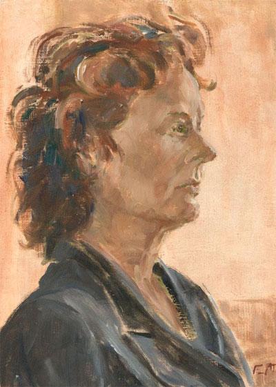 Portrait Art: Oil Portrait