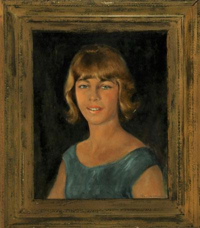 Portrait Art: Untitled