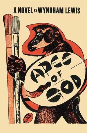 Apes of God by Wyndham Lewis