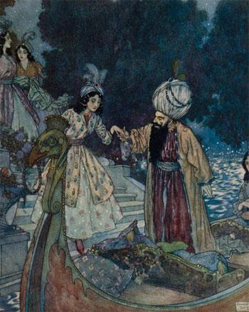 La Belle Au Bois Dormant (The Sleeping Beauty)