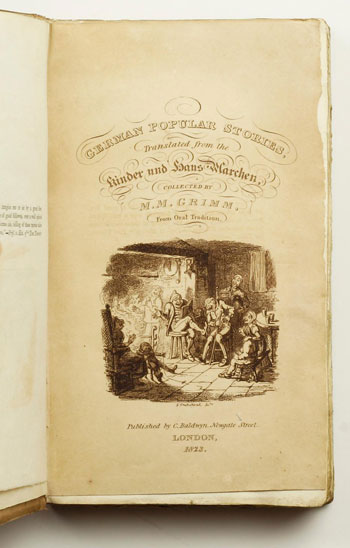 German Popular Stories by Jacob & Wilhelm Grimm