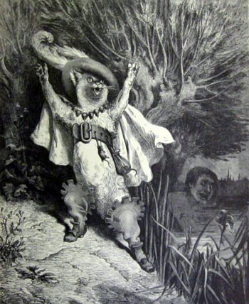 Ancient Fairy Tales illustrated by Gustave Doré