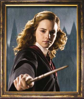 Hermione Granger from the Harry Potter series