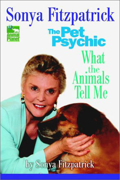 Sonya Fitzpatrick, Pet Psychic