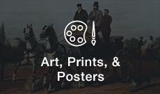 Art, Prints & Posters on AbeBooks