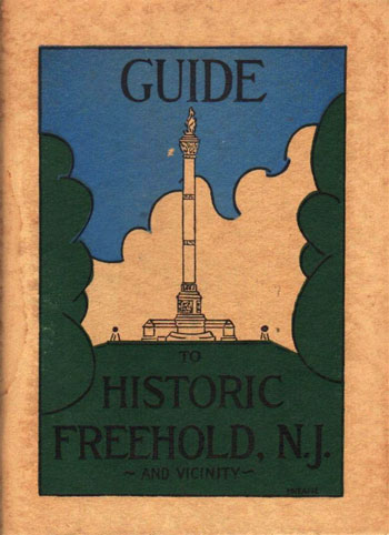 Guide to Historic Freehold, NJ & Vicinity