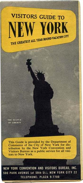 Visitors Guide to New York
