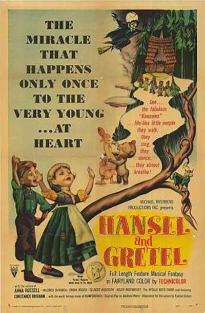 Hansel and Gretel - 1954